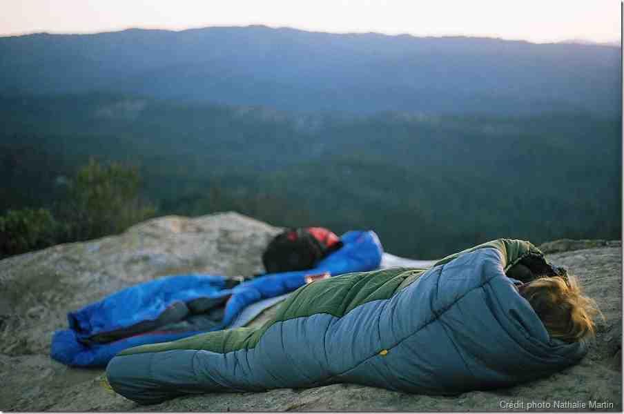 Comment bien dormir dans une tente?