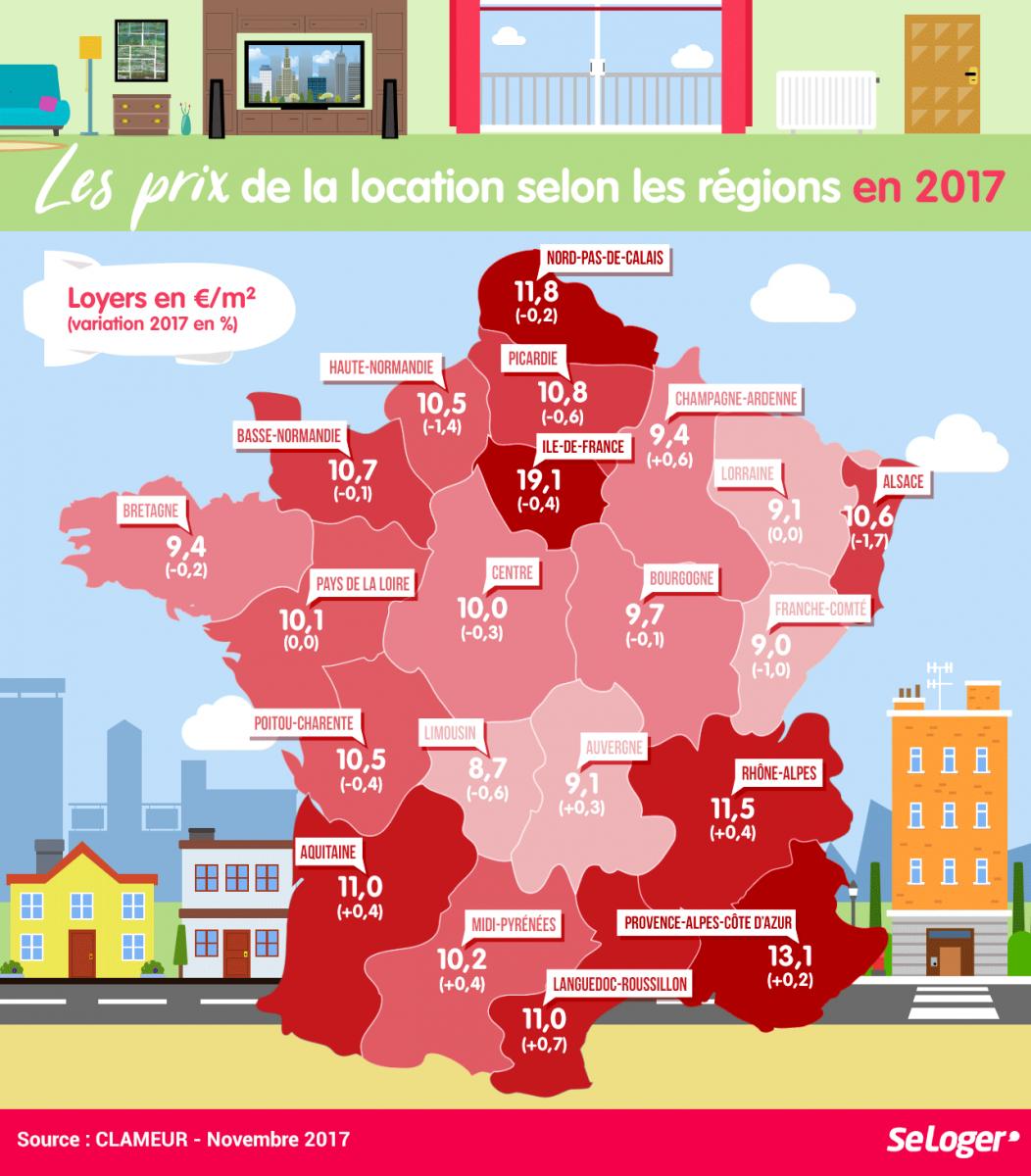 Où la vie est-elle moins chère en France?