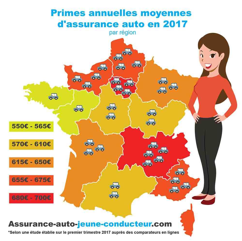 Où sont les endroits les moins chers en France?