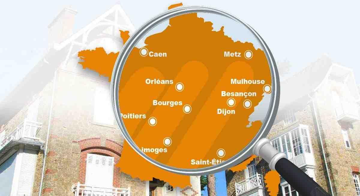 Où sont les loyers les moins chers en Île-de-france ?