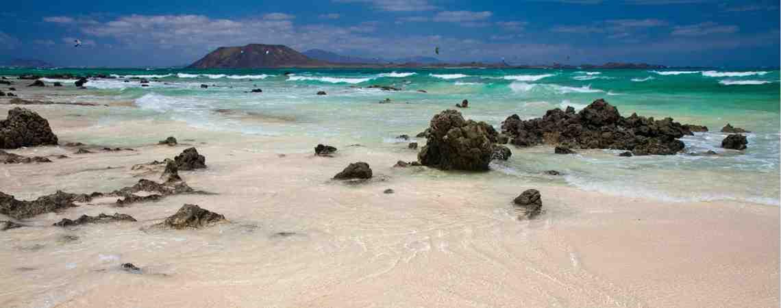 Quelle est l'île des Canaries la moins ventée ?