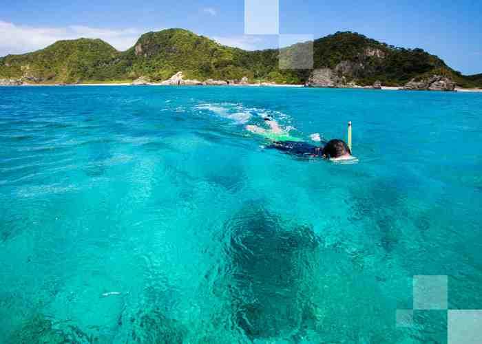 Quelle île de paradis choisirez-vous?
