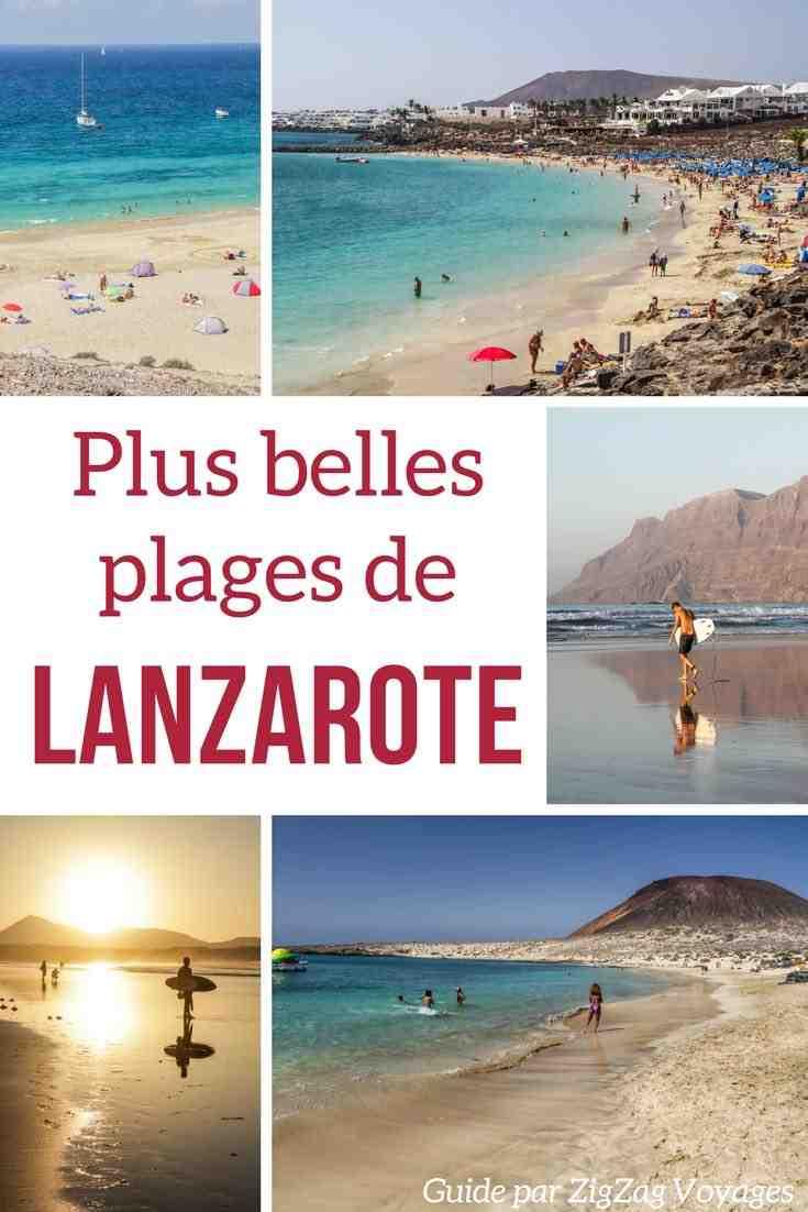 Quelle île des Canaries est la plus chaude en mars?