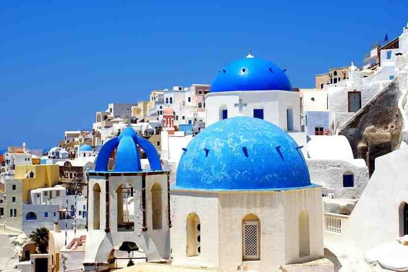 Quelle île grecque pour les vacances?