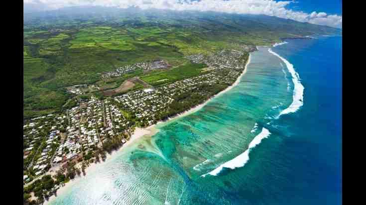 Quelle île paradisiaque en juillet ?