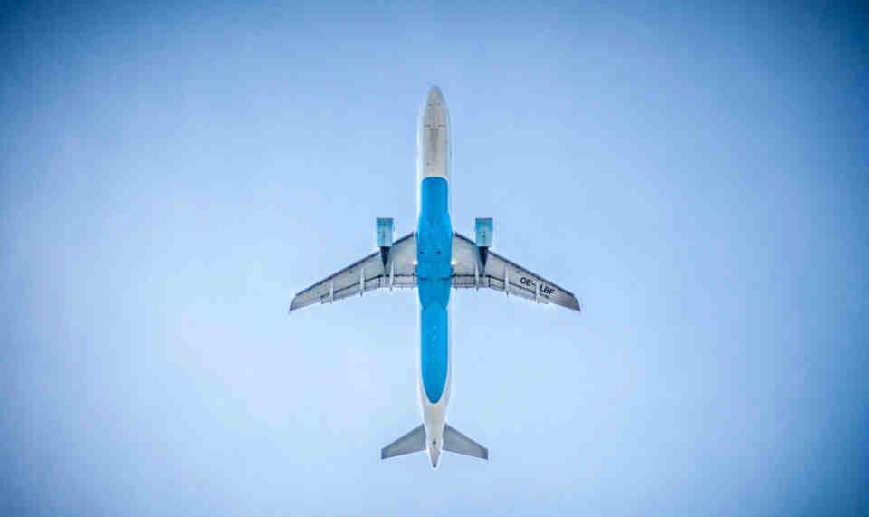 Comment faire une réservation de billet d'avion sans payer?