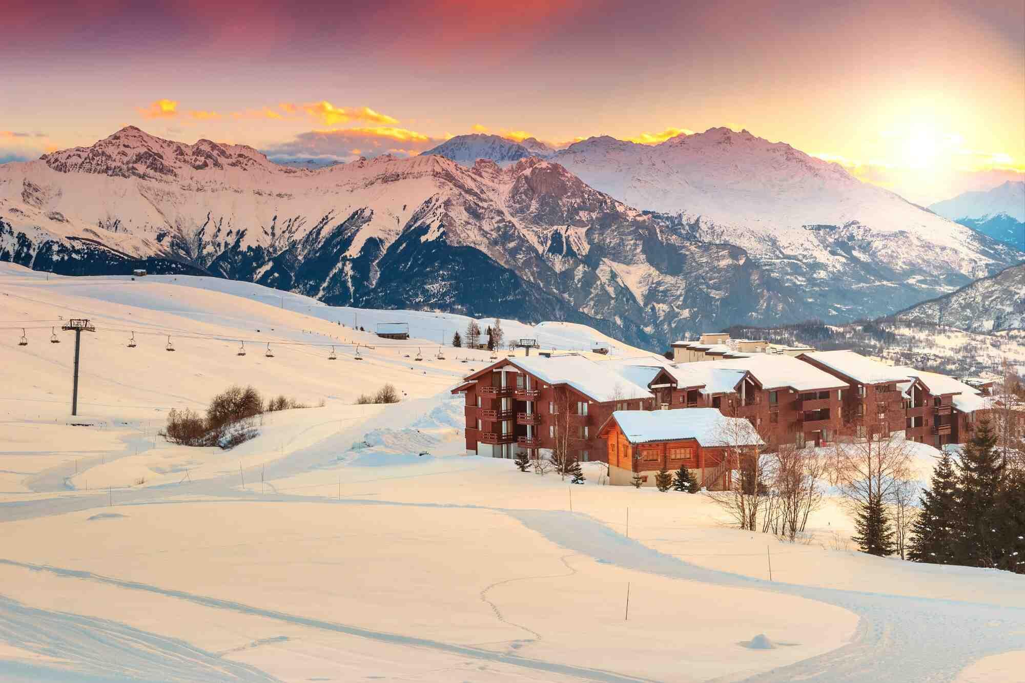 Où partir en Europe sous le soleil de décembre?