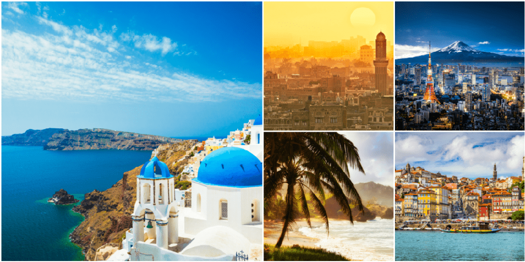 Quel est le plus beau pays du monde?