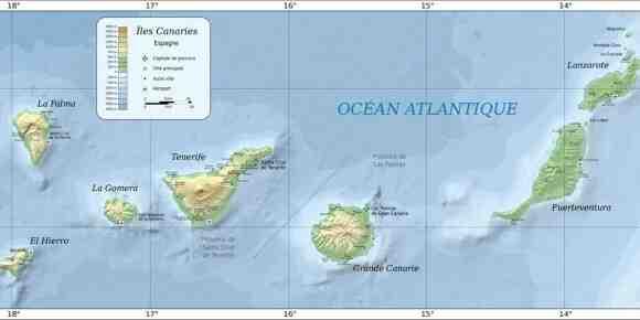 Quelle est la plus belle île des îles Canaries?