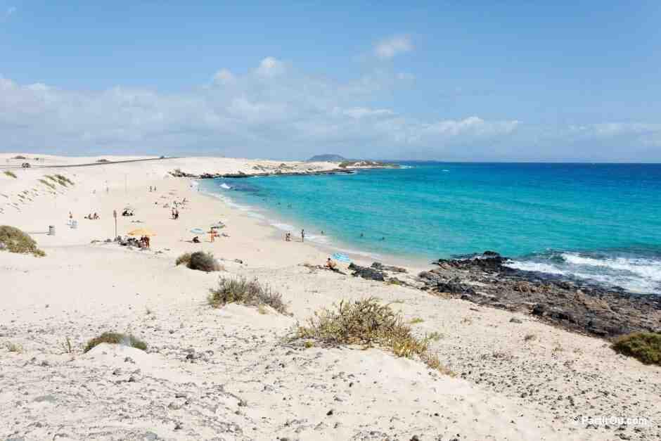 Quelle île des Canaries choisir en avril?