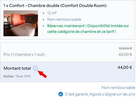 Comment faire une réservation d'hôtel pour un visa pour les étudiants français?