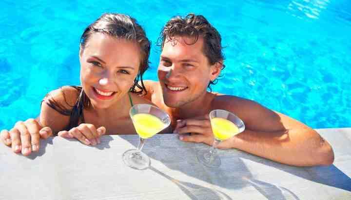 Où partir en vacances d'été avec un partenaire?