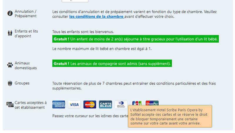 Comment annuler une réservation d'hôtel sur Expedia?
