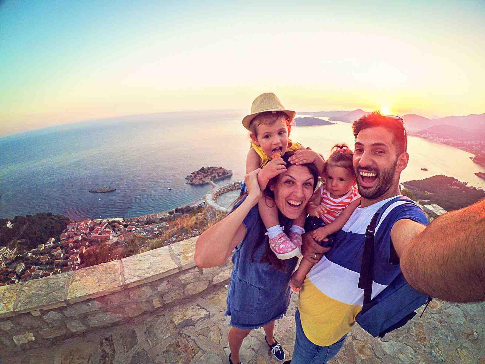 Où partir en France au mois d'août pour bien s'entendre en famille?