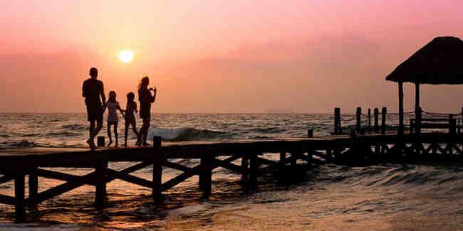 Où partir en vacances d'été en famille en France?