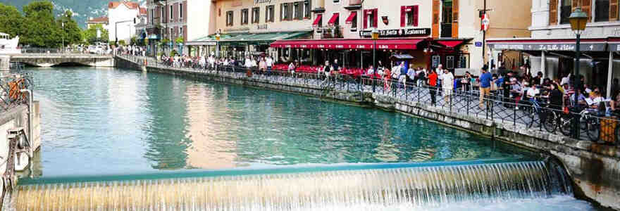 Où passez-vous vos vacances d'été en France?