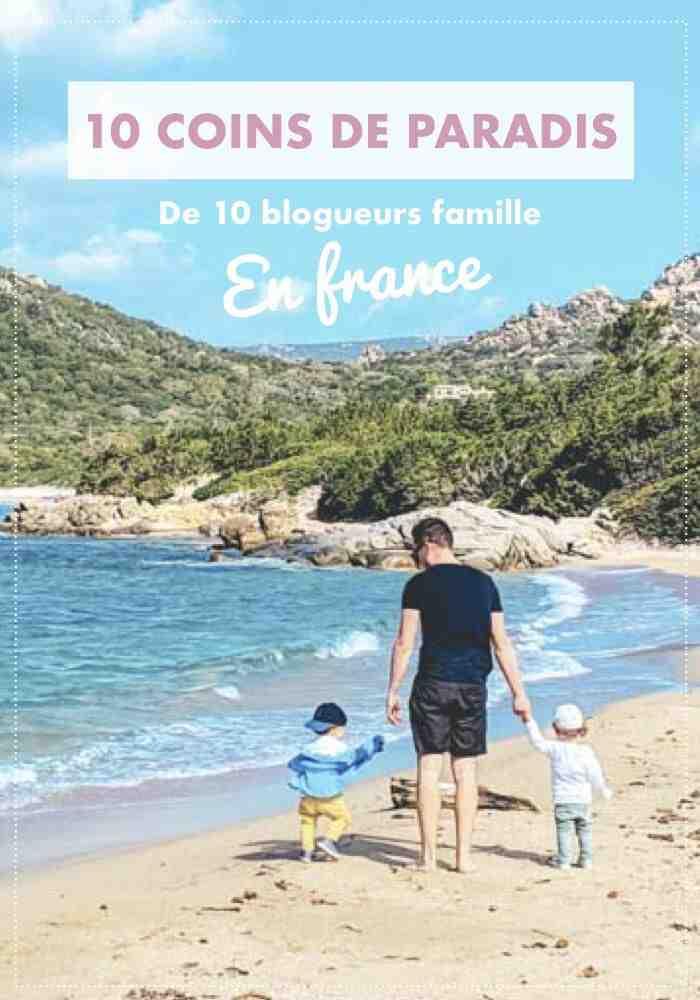 Où vas-tu avec ta famille dans le sud de la France?