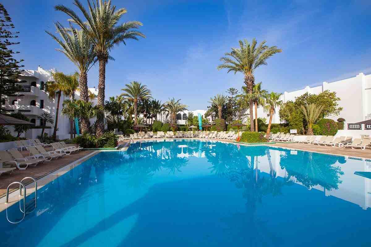 Qui est un concurrent du Club Med?