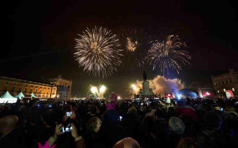 Où fêter le nouvel an en France ?