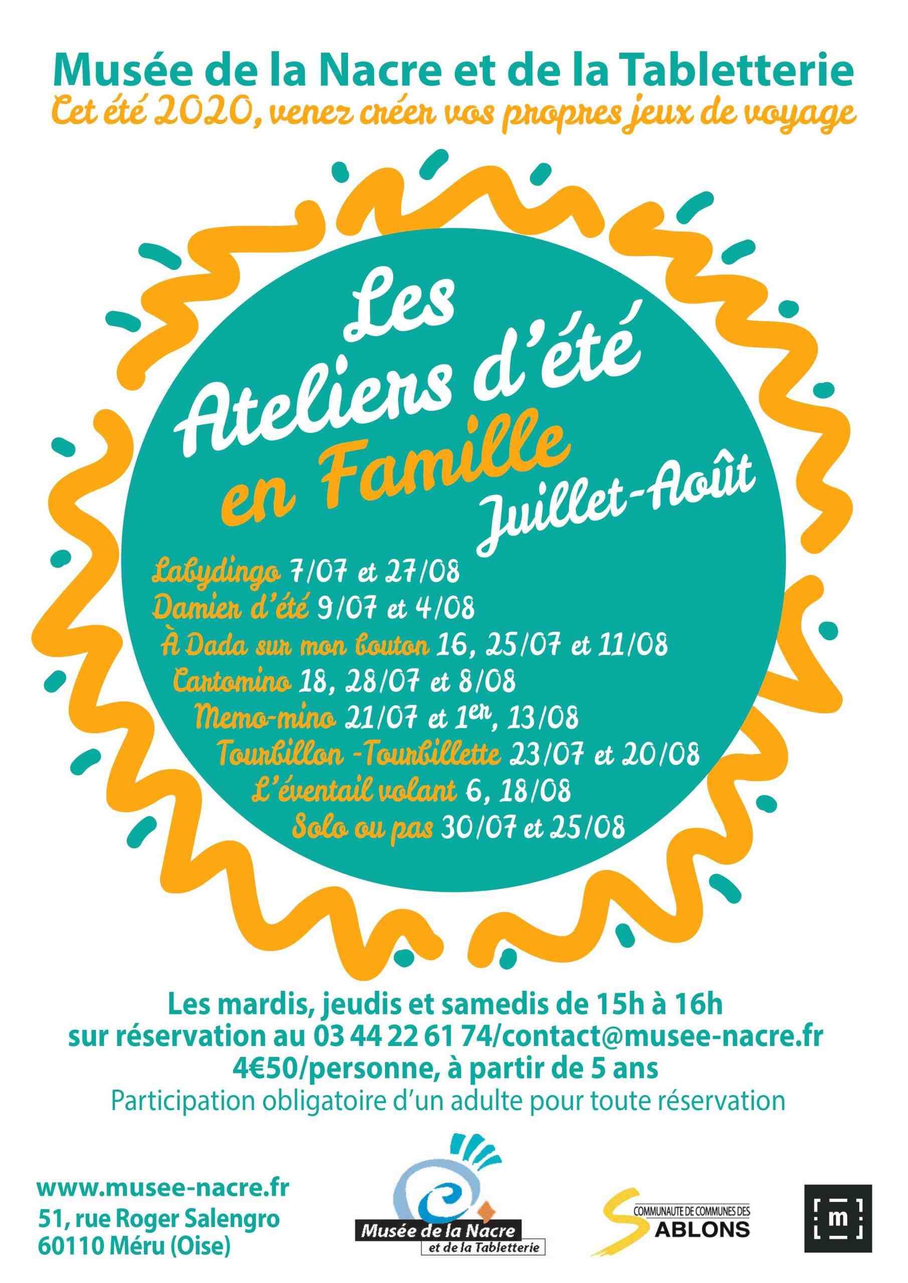 Où partir en août en famille en France ?