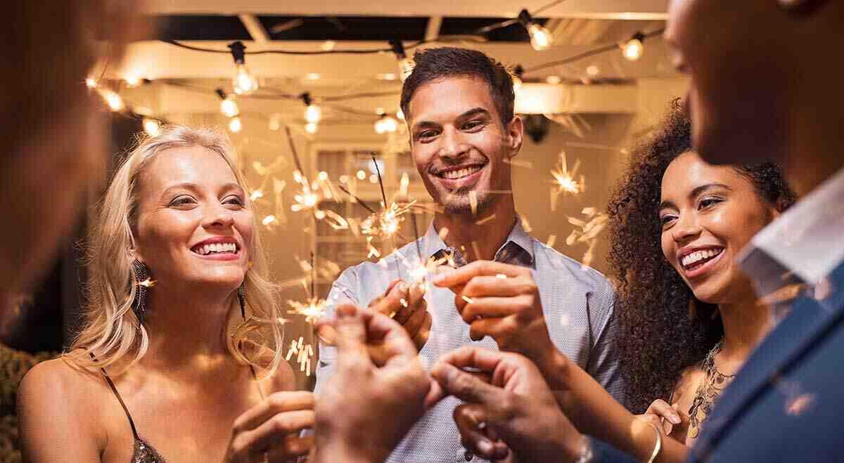Où passer le Nouvel An à deux ?