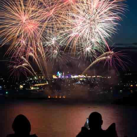 Où passeriez-vous la nouvelle année en amoureux ?