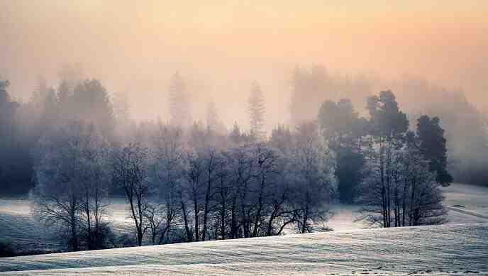 Où est le mois de janvier le plus chaud en Europe ?
