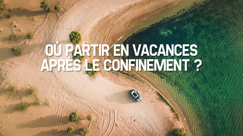 Ou parti en vacances ?