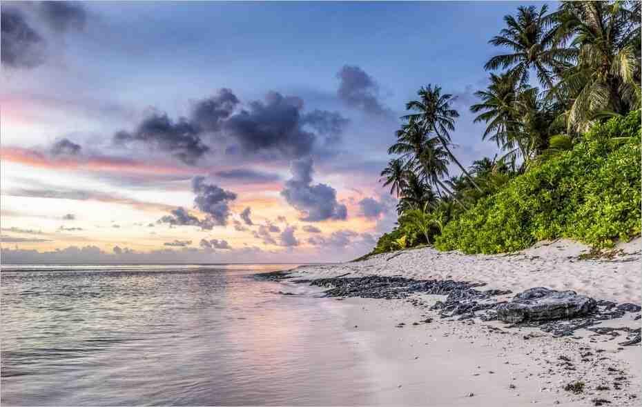 Où partir en vacances en janvier au soleil ?